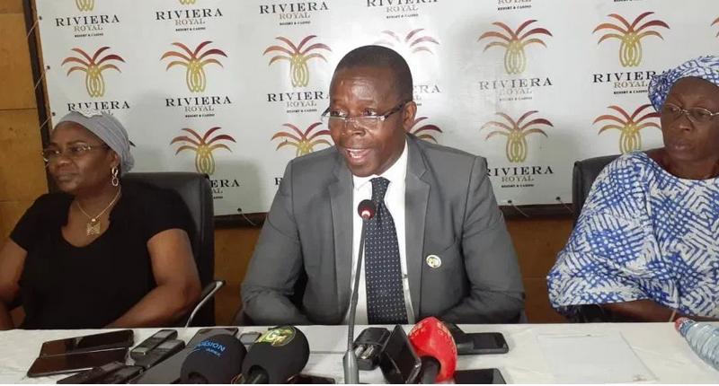 Lutte contre le paludisme : le PNLP et CRS échangent avec les médias à Conakry